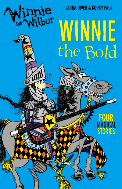 Winnie AND Wilbur Young Fiction Books