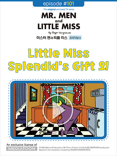 Mr.Men and Little Miss