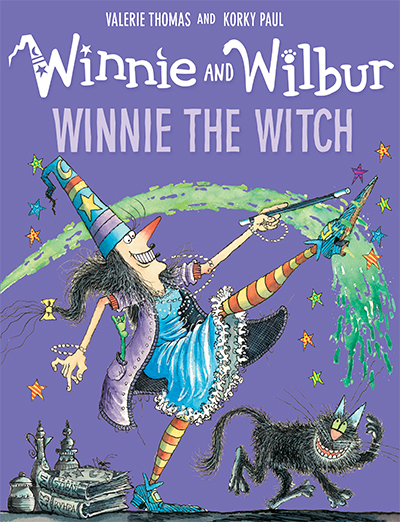 Winnie AND Wilbur Picture Books